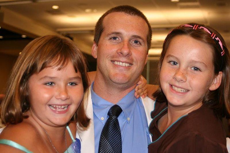 Jason & his girls