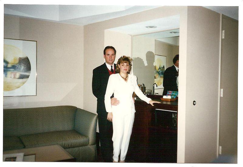 Jamie & Debbie (early days)