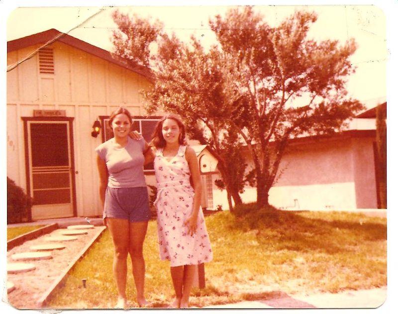 Lynda and Deb