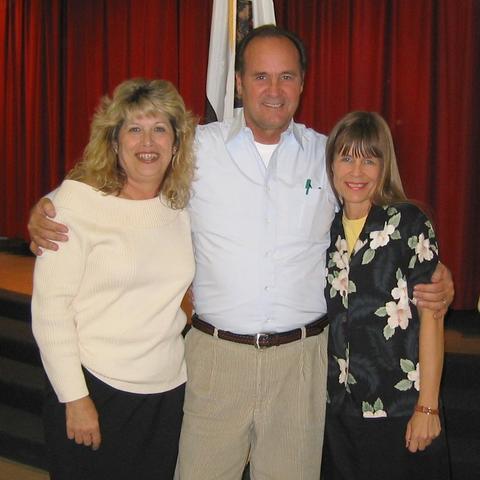 Judy, Jamie & Tracy