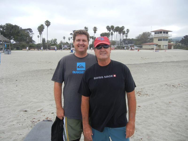 Brett & Jamie at Doheny