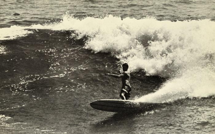 Dana Point Surfer